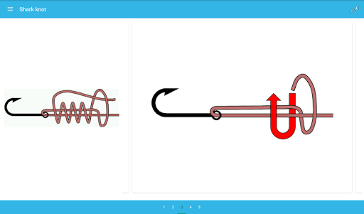 Fishing Knots Pro - screenshot