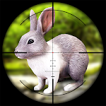 Rabbit Hunting Challenge - Sniper Shooting Games Icon