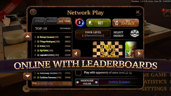Download Checkers Elite APK for Laptop