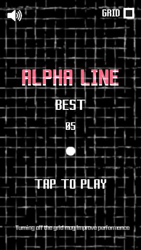 Alpha Line screenshot 1