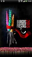 Screenshot of Fiestas Sampedros Burgos
