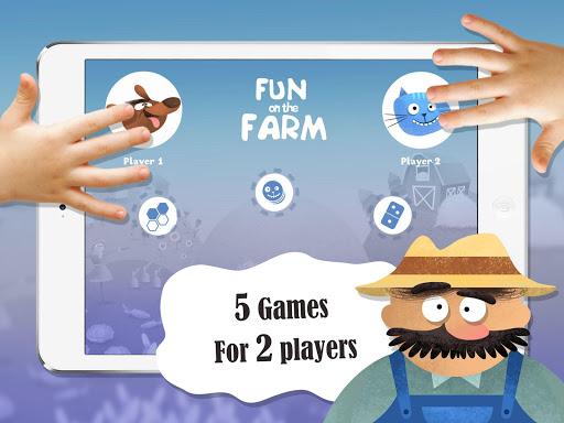 Fun on the Farm - 5 in 1 games - screenshot