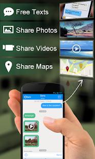 App Free Phone Calls, Free Texting version 2015 APK