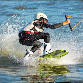 by Johnny Estrada - Sports & Fitness Watersports