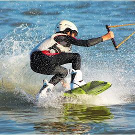 by Johnny Estrada - Sports & Fitness Watersports