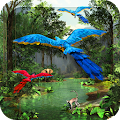 3D Rainforest Live Wallpaper APK for Ubuntu