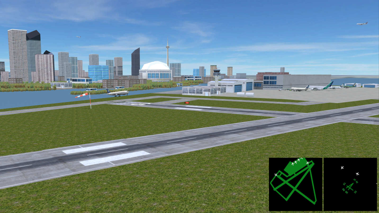 Airport Madness 3D Full Screenshot 2