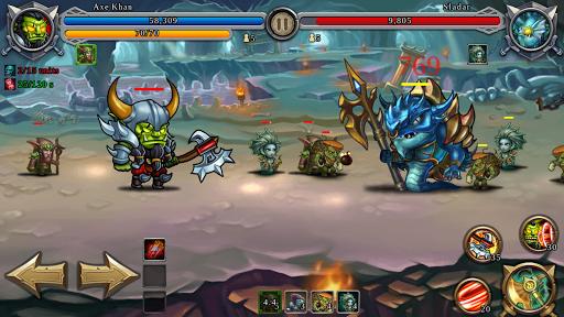Legend Summoners - screenshot