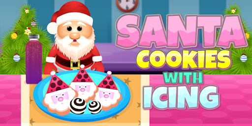 Santa Cookies With Icing Apk Download Free for PC, smart TV