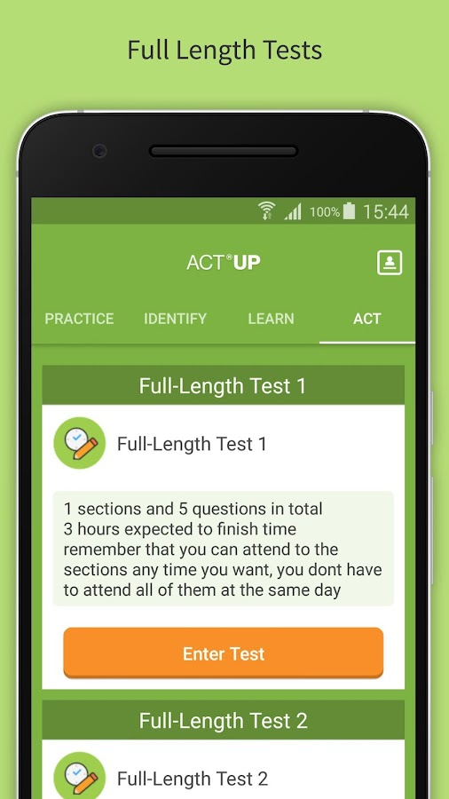 ACT Up - #1 Test Prep Solution Screenshot 5