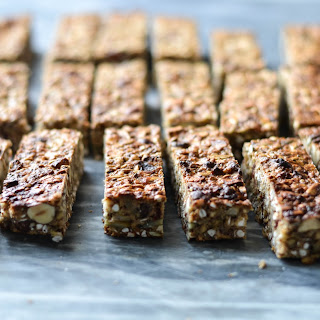 Buckwheat Bars for Busy Brains