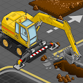 Construction Truck Builder APK for Bluestacks