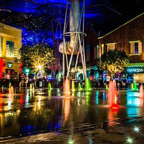 Clark Quay, Singapore. by Joon Ming - Travel Locations Landmarks