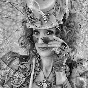 Steampunk 2016 Portrait DSC_3963 SW.jpg