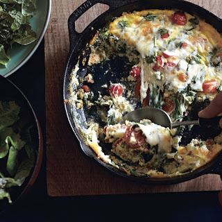 Chorizo Frittata Recipes
