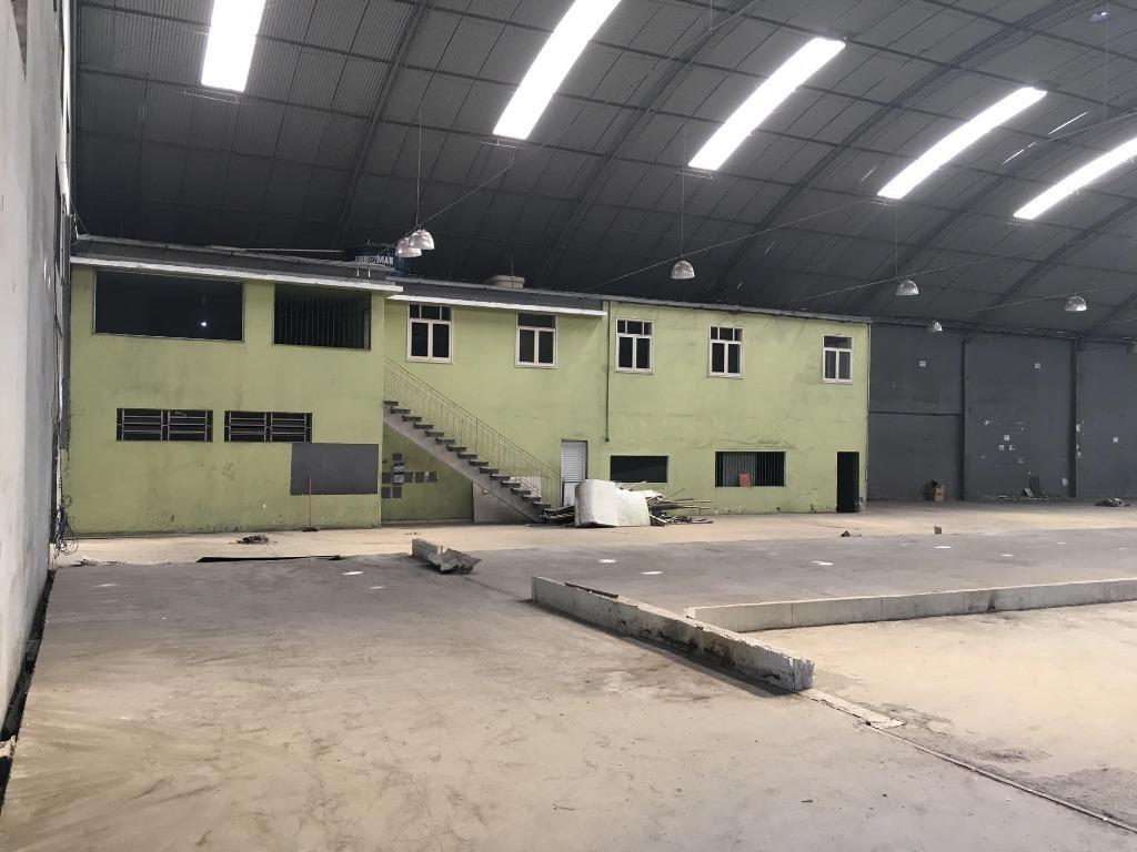 Galpão comercial para venda e locação, Porto do Rosa, São Gonçalo.