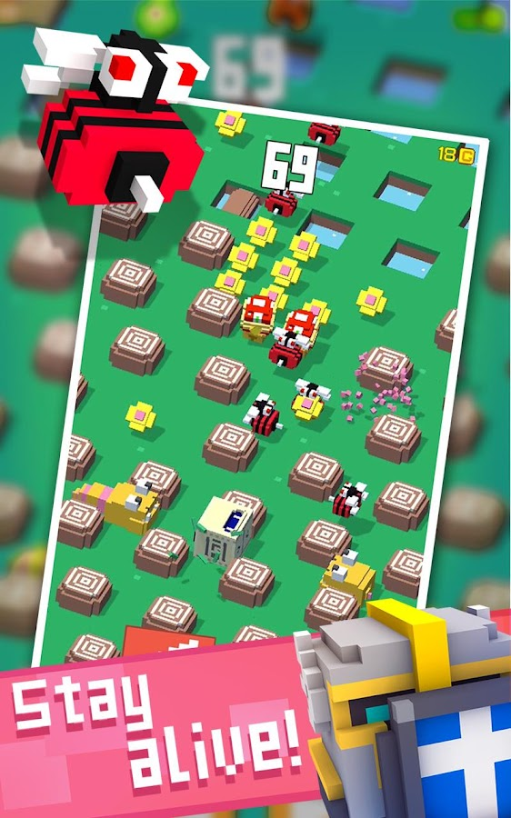 Cute Runner - Keep Rolling! (Unreleased) Screenshot 2