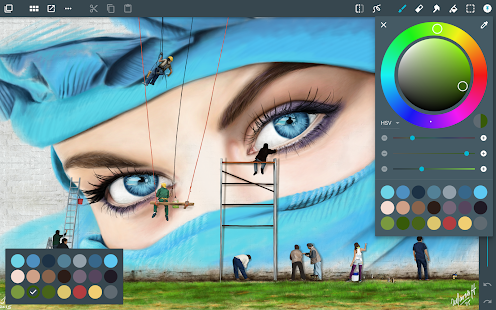ArtFlow: Paint Draw Sketchbook Screenshot