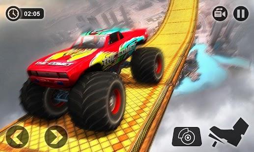 Verrückte Monster Truck Legends 3D android spiele download