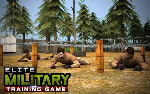 Elite Army Training Free APK for Bluestacks