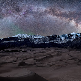Great Sand Dunes, Colorado by Andy Taber - Landscapes Travel