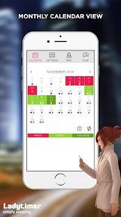 app ladytimer ovulation & period calendar apk for windows