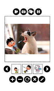 Gif Stickers- screenshot thumbnail