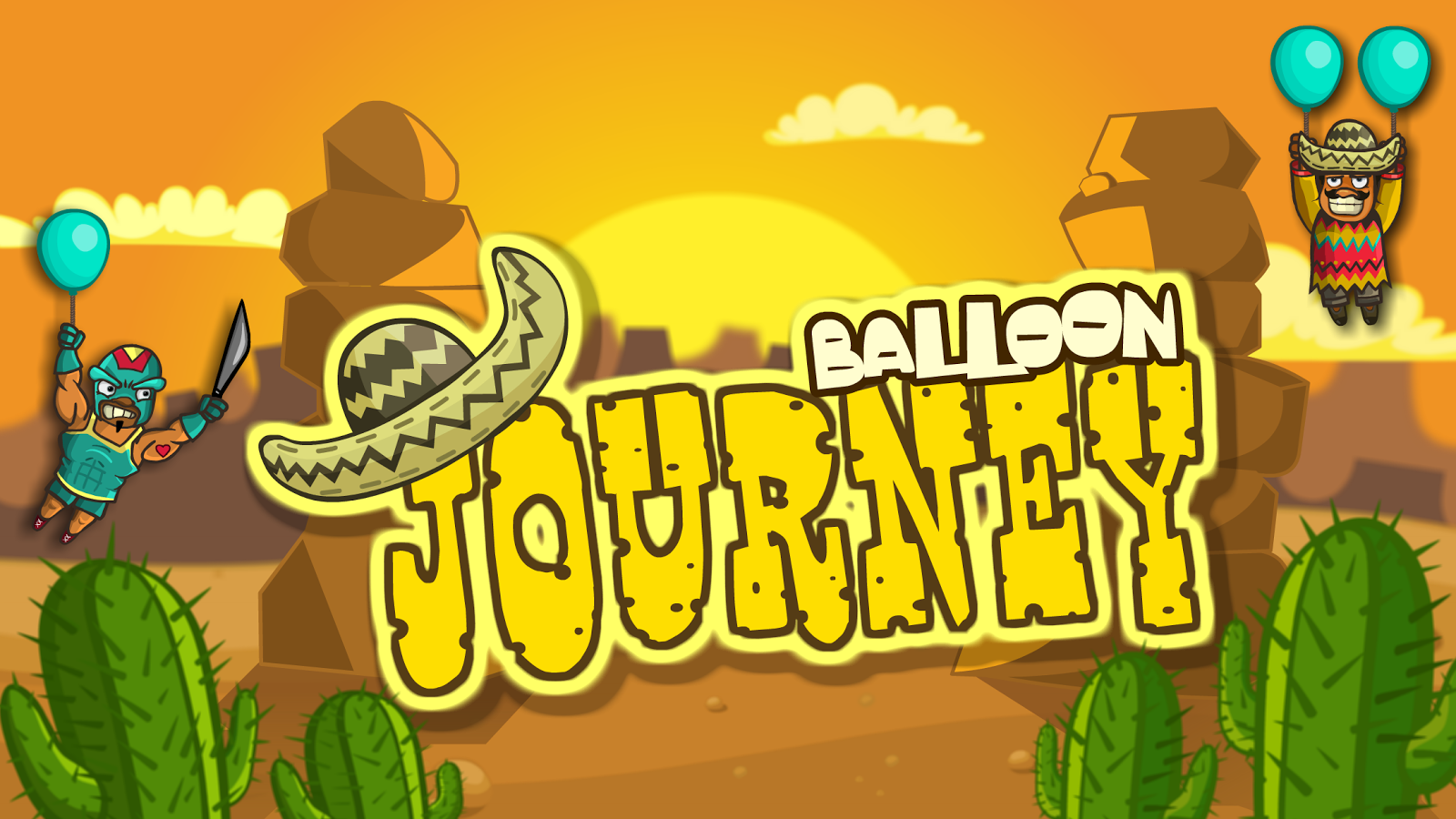 Balloon Journey Screenshot