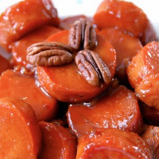 Diabetic Candied Yams