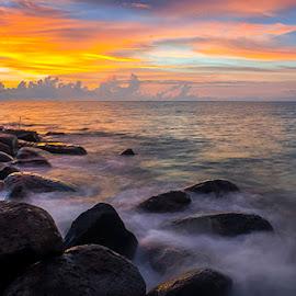 padang beach by Pungki Wibowo - Landscapes Beaches