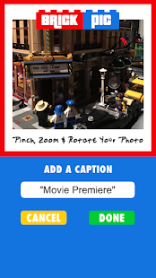 Brick Pic - LEGO Edition- screenshot thumbnail