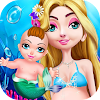 Mermaid Princess Baby Check-Up