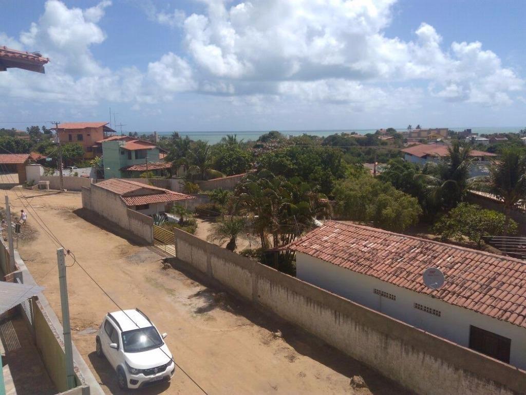 Triplex, com vista para o mar, Praia de Carapibus