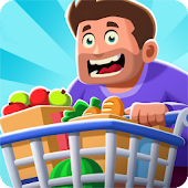 4.  Idle Supermarket Tycoon - Tiny Shop Game
