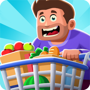 Idle Supermarket Tycoon - Tiny Shop Game For PC (Windows & MAC)