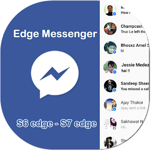 Edge Panel for Facebook