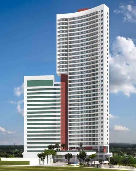 Apartamento com 2 dormitórios para alugar, 69 m² por R$ 2.000/ano - Altiplano - João Pessoa/PB
