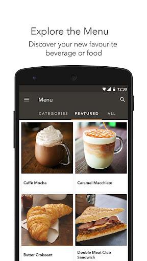 Starbucks India screenshot 7