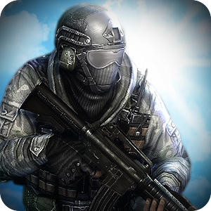 Combat Soldier - FPS Icon