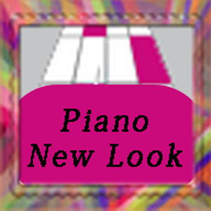 Piano New Look for PC-Windows 7,8,10 and Mac