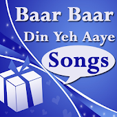 App Baar Baar Din Ye Aaye - Birthday Celebration Song 8.1 APK for iPhone