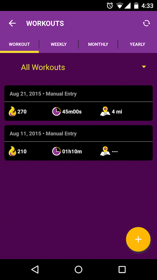 Planet Fitness Screenshot