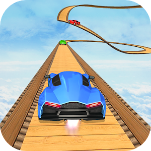 Ramp Car Stunts on Impossible Tracks For PC (Windows & MAC)