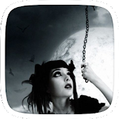 Gothic Lady Theme APK for Bluestacks