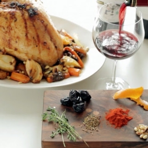 Holiday Flavors of Rioja Wine and Spanish Spiced Turkey