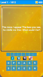 Riddles 2016 - screenshot