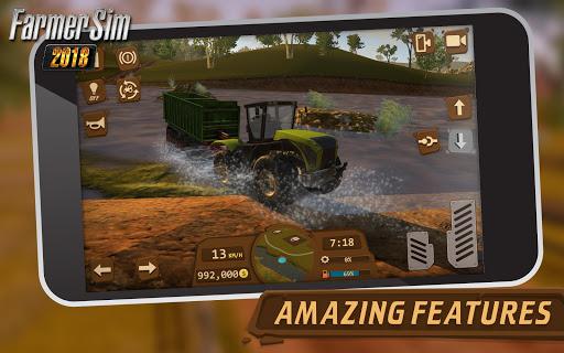 Farmer Sim 2018 For PC