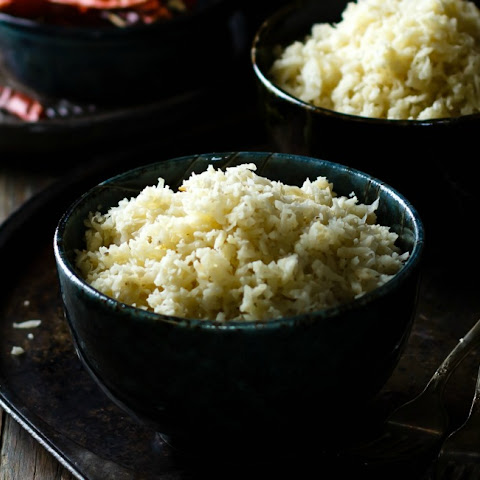 Life-Changing Easy Cauliflower Rice