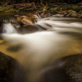 My River Flow by Syahrul Nizam Abdullah - Nature Up Close Water