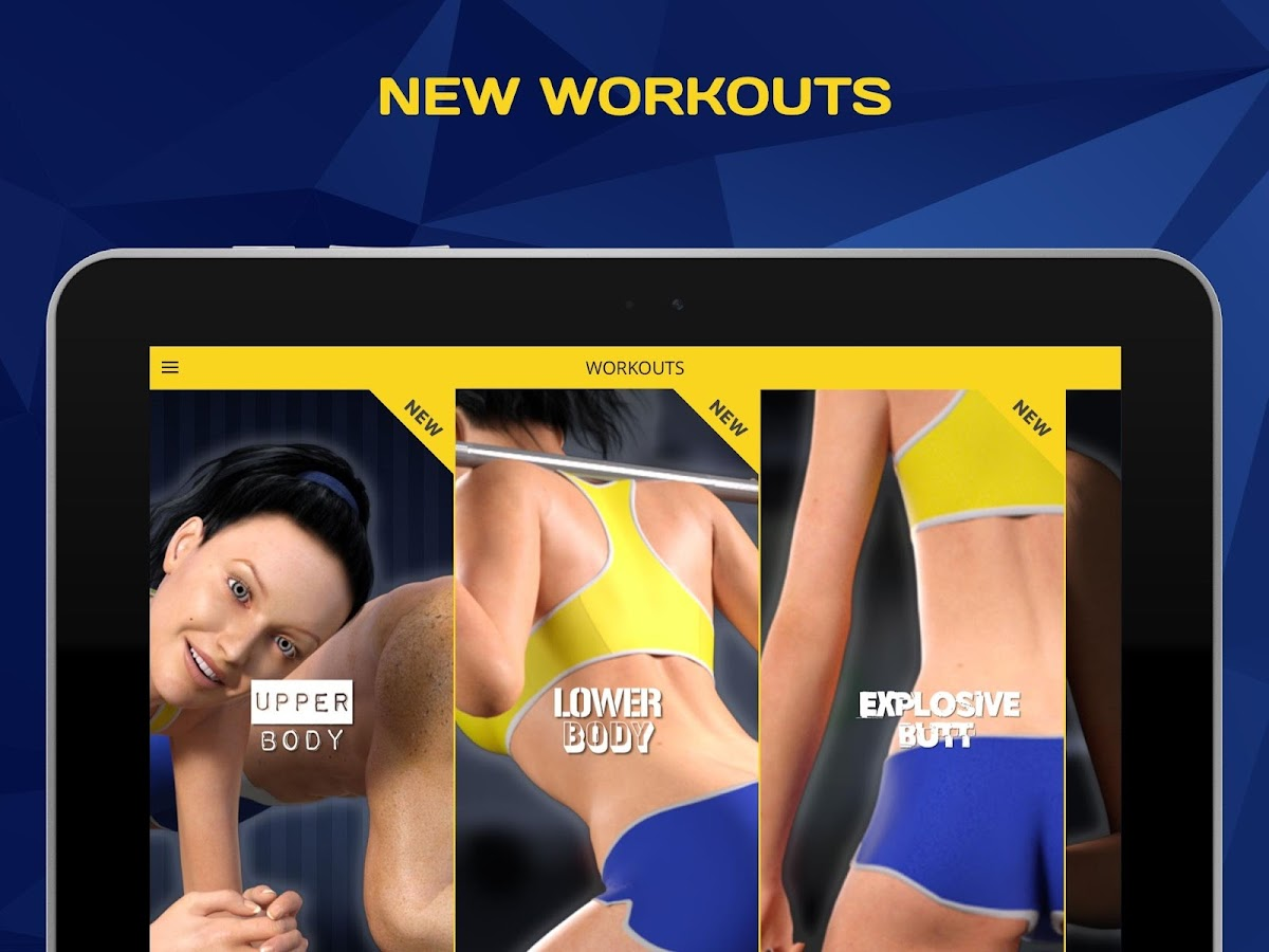 P4P 7 Minute Workout PRO Screenshot 8